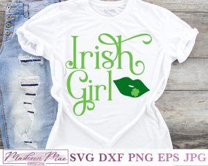 Irish Girl 3