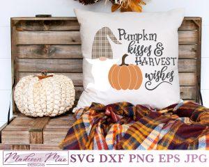 Pumpkin Kisses Cover